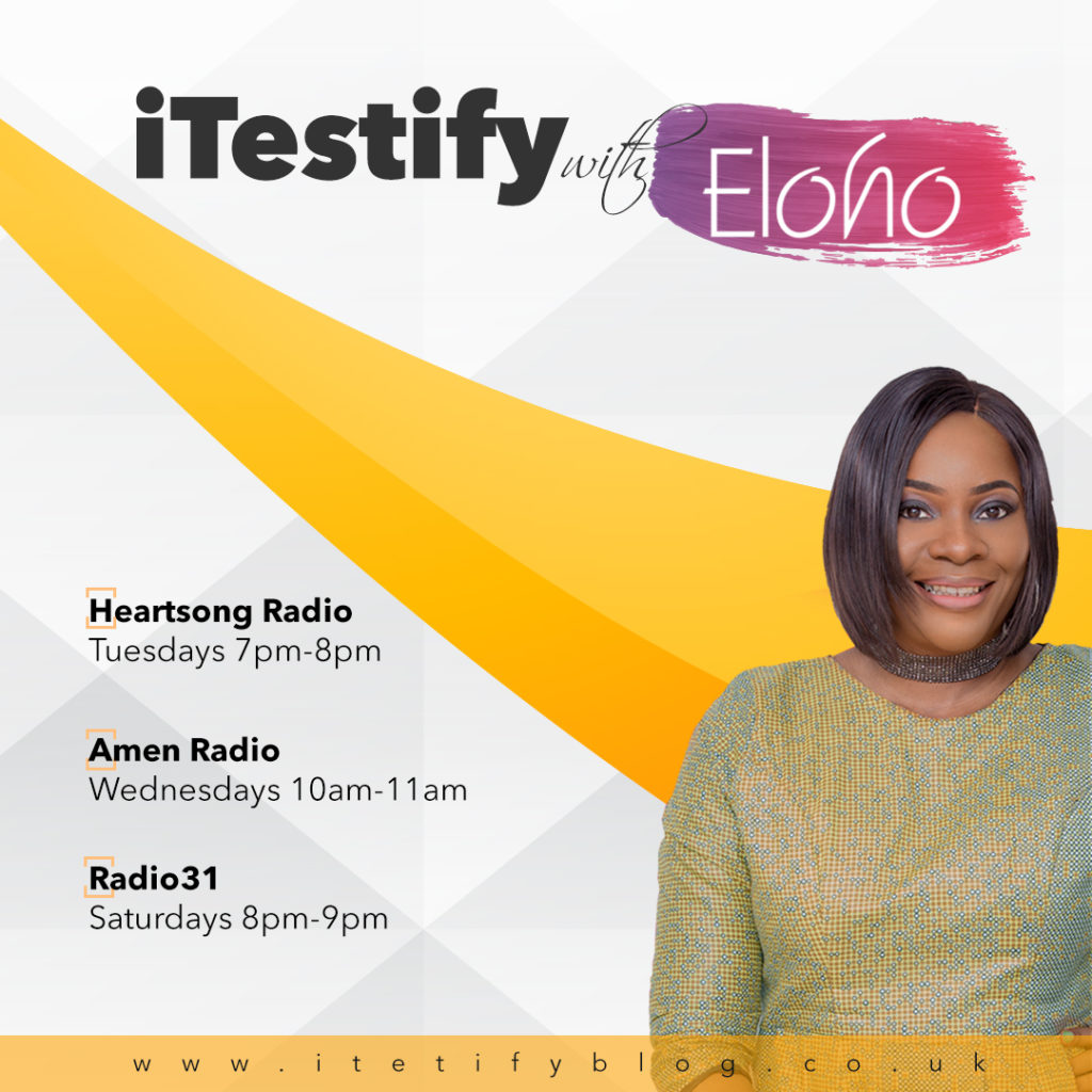 iTestify with Eloho'